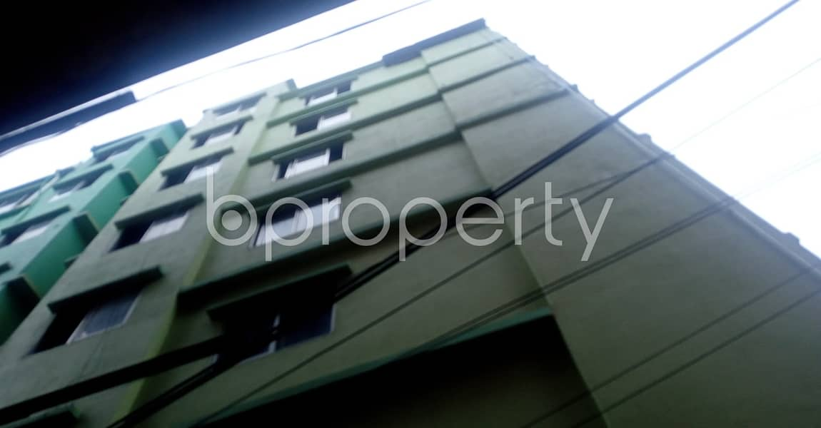 Affordable 450 Square Feet-1 Bedroom Flat Up For Rent In CEPZ