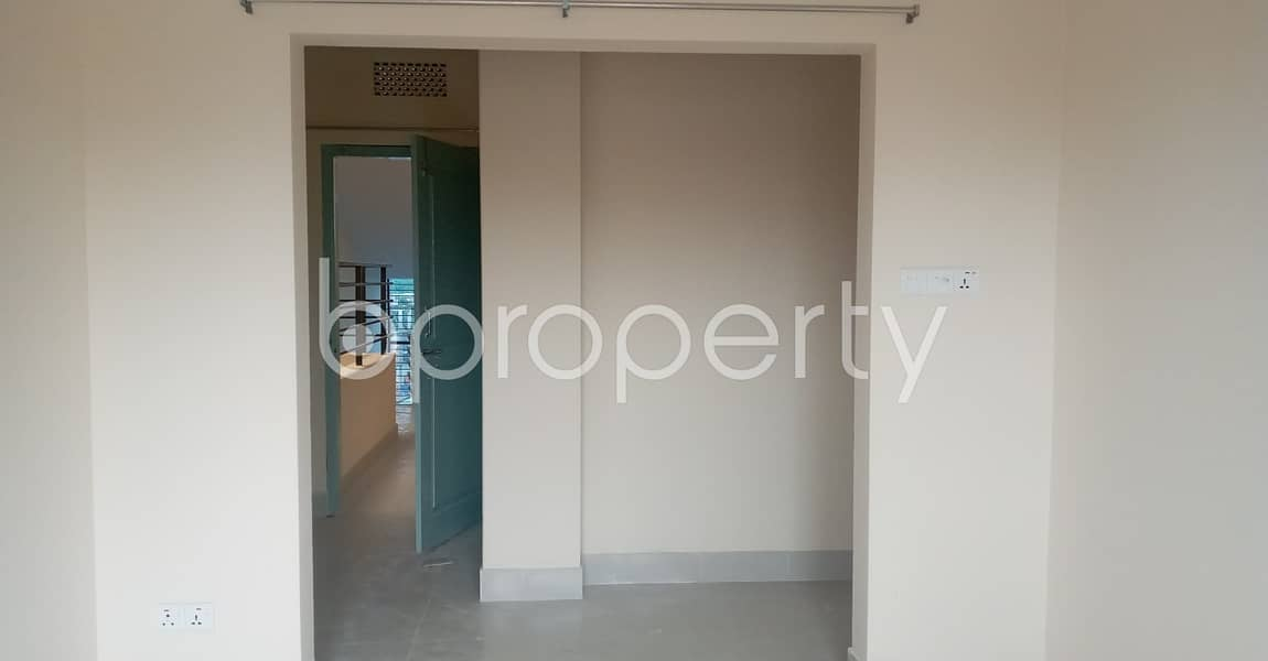 A 900 Sq. Ft Nice House Is Available For Rent At Mohini R/A, With An Affordable Deal.