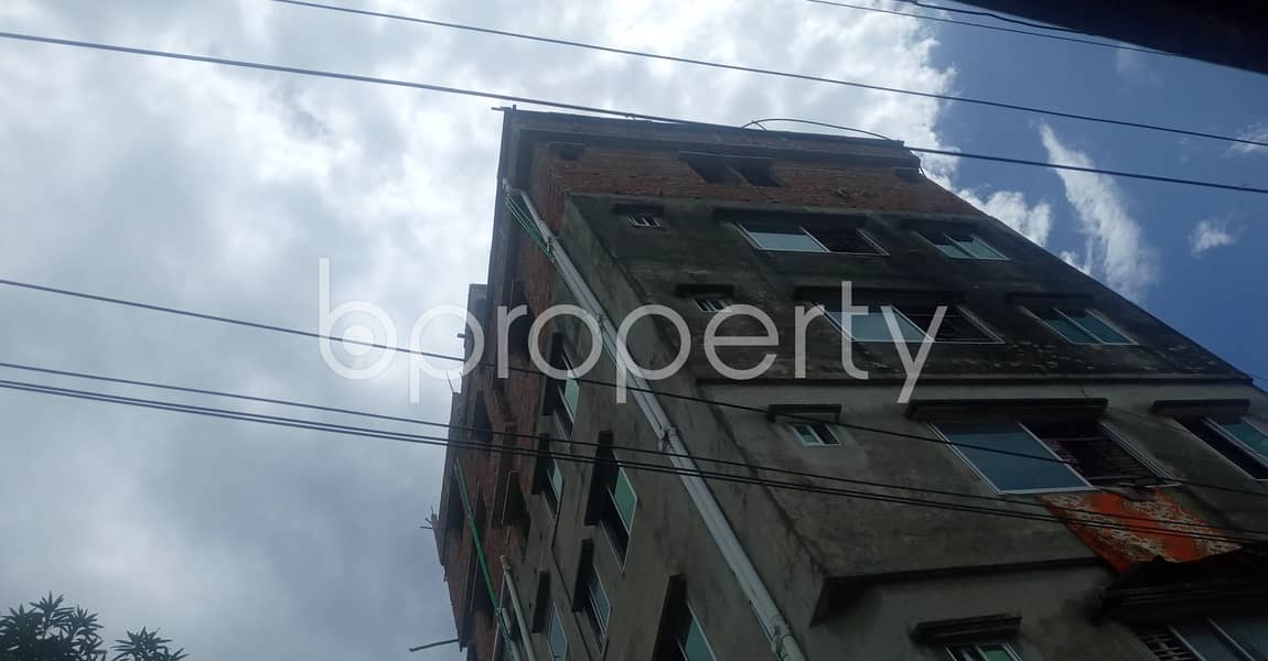 1 Bedroom Home Which Will Fulfill Your Desired Is Now Vacant For Rent Close To Ananda Bazar Government Primary School.
