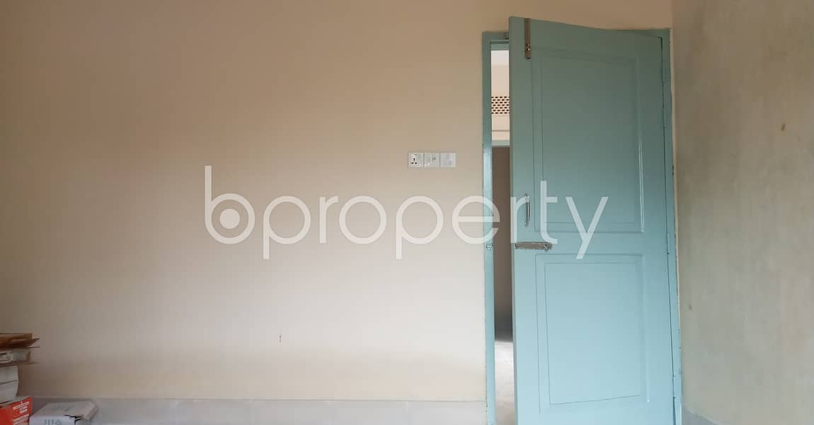 Attention Home Finders! A 900 Sq. ft Flat Is Up For Rent At Mohini R/A