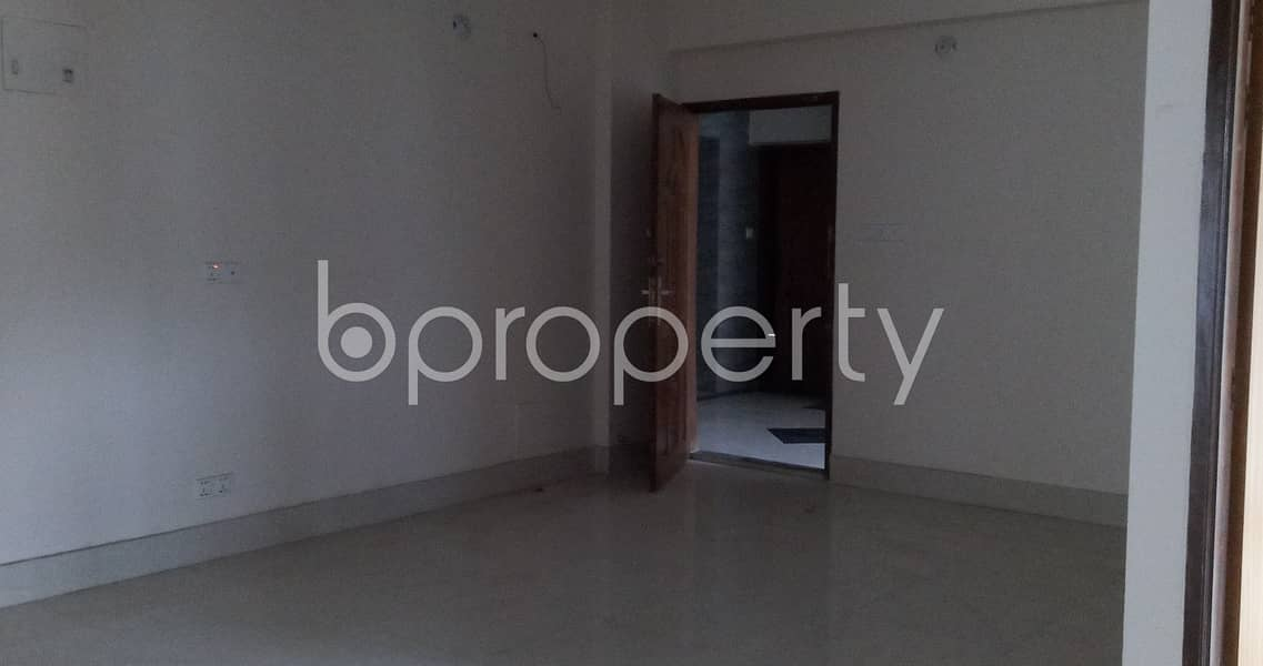 Next To Kalachandpur School This Ready And Comfortable 3 Bedroom Apartment Is Up For Rent At Kalachandpur .