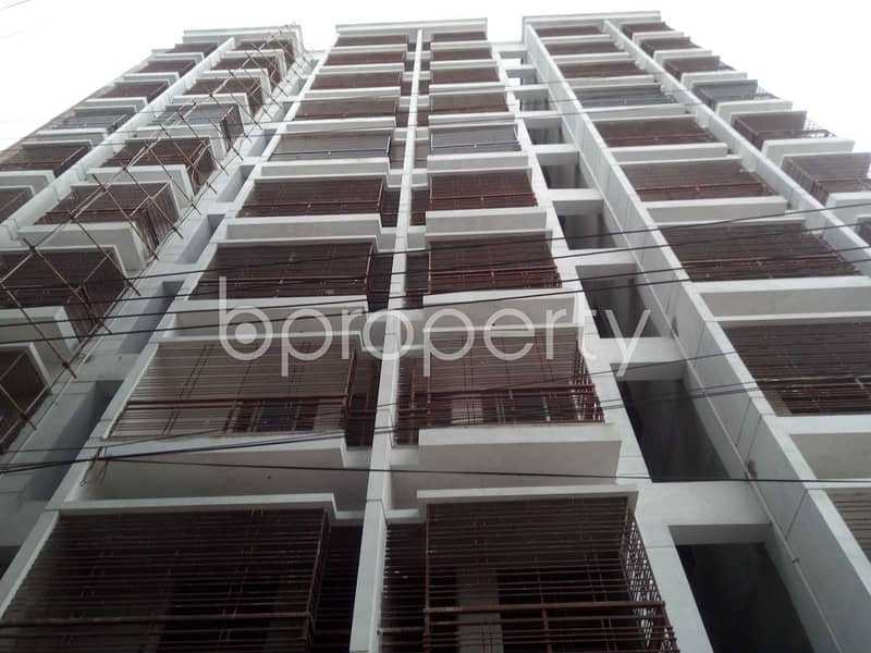 Make This Your New Home Which Is Up For Sale In Kallyanpur, Covering 1200 Sq Ft Space