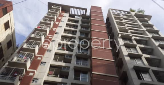 3 Bedroom Apartment for Sale in Lalmatia, Dhaka - A Beautiful 1385 Sq Ft Apartment Is Now Vacant For Sale At Lalmatia