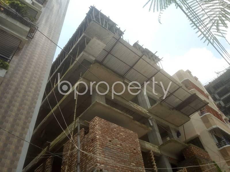 1075 Sq Ft Apartment For Sale In Merul Badda