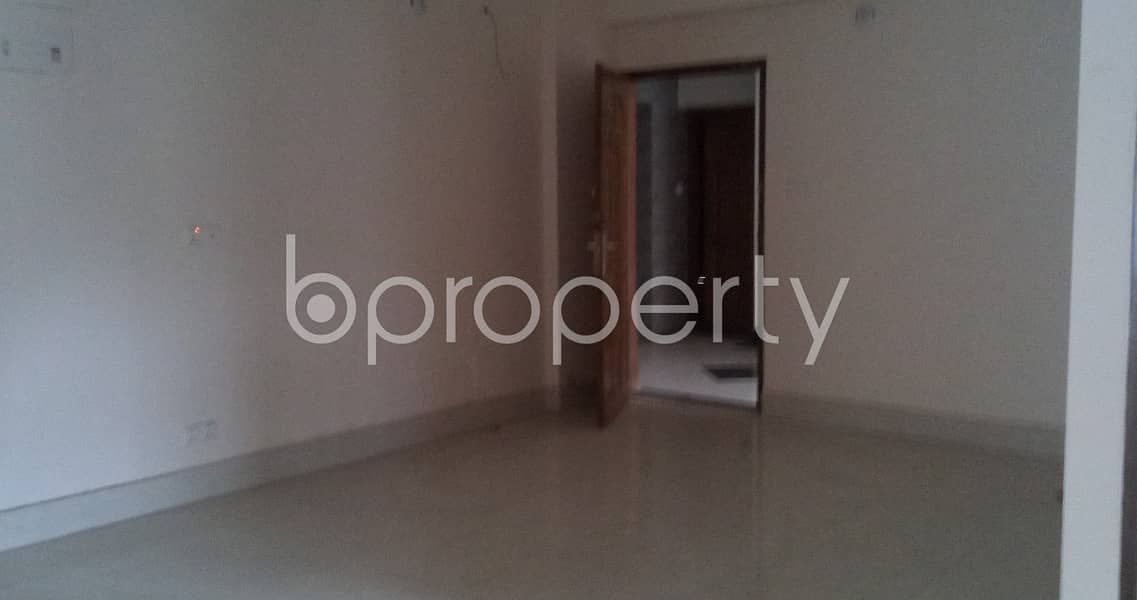 We Have A 1050 Sq. Ft Flat For You In Kalachandpur Nearby Kalachandpur School