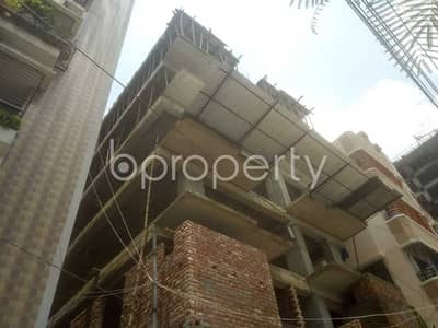 3 Bedroom Flat for Sale in Badda, Dhaka - Near To West Merul Jame Masjid A 1225 Sq Feet Residential Flat For Sale