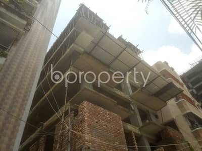 3 Bedroom Flat for Sale in Badda, Dhaka - 1050 Sq Feet Residential Flat For Sale Close To West Merul Jame Masjid
