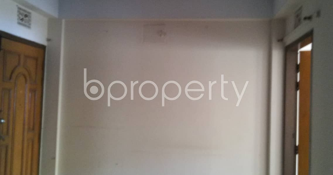 In An Urban Location And Reasonable Price, See This 3 Bedroom Flat Is Available For Rent In North Kamlapur .