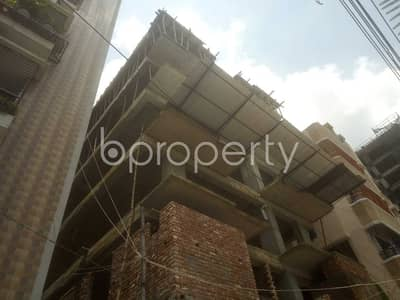 3 Bedroom Apartment for Sale in Badda, Dhaka - 1250 Sq Feet Residential Flat For Sale Beside To West Merul Jame Masjid