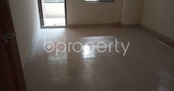 ভাড়ার জন্য BAYUT_ONLYএর ফ্ল্যাট - বাড্ডা, ঢাকা - See This 2 Bedroom Smartly Priced Apartment At Khilbari Tek Road Which Is Up For Rent