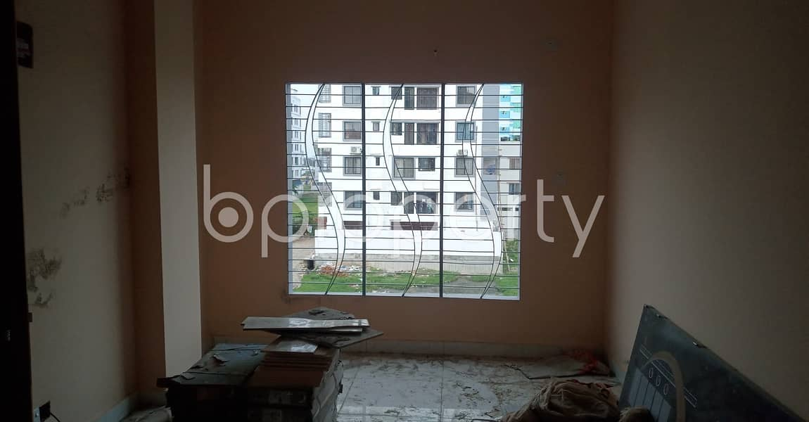 Attention ! A 950 Sq. Ft Flat Is Up For Rent At 18 No. East Bakalia Ward , This Is What You've Been Searching For As Your New Home!