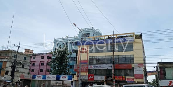 Apartment for Rent in Halishahar, Chattogram - This 1000 Square Feet Large Commercial Apartment For Rent At Halishahar Close To Baitur Rahman Jame Masjid