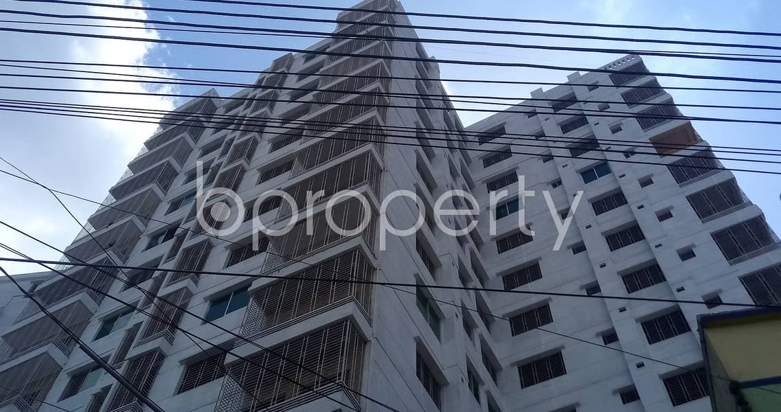 Tastefully Designed This 3 Bedroom Apartment Is Now Vacant For Sale In Amtala Bazar.