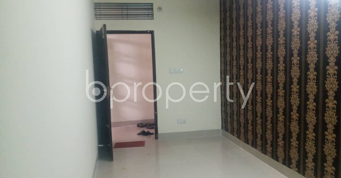 Grab This Lovely 1200 Sq. Ft Flat For Rent In Shebok R/A Before It's Rented Out