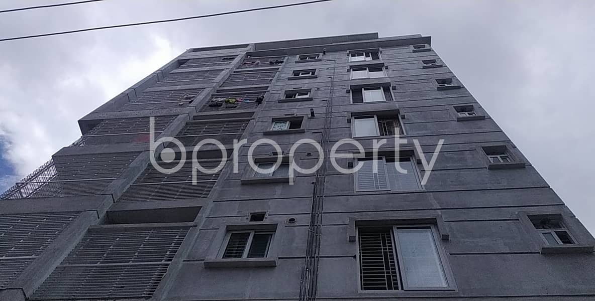 Grab This Attractive 1100 Sq Ft Flat For Rent In Bayazid Nagar R/a