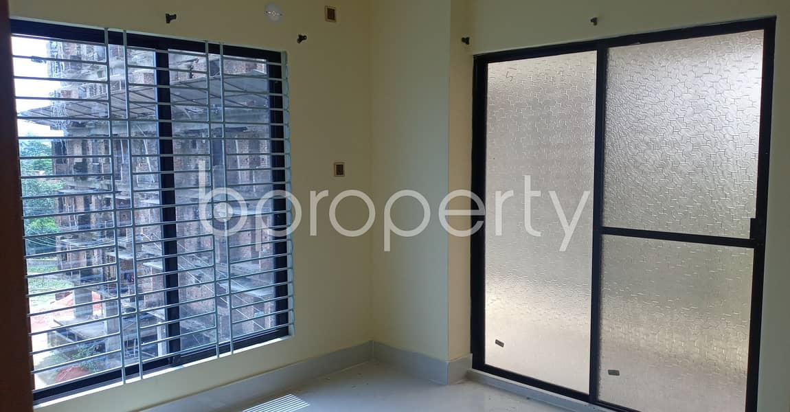 Brand New 950 Sq Ft Nice Apartment Is Up For Rent In Kolpolok R/a