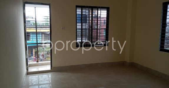ভাড়ার জন্য BAYUT_ONLYএর ফ্ল্যাট - ৭ নং পশ্চিম ষোলশহর ওয়ার্ড, চিটাগাং - A Newly Constructed Apartment In Hamjarbag Is Available For Rent Which Is 1330 Sq Ft