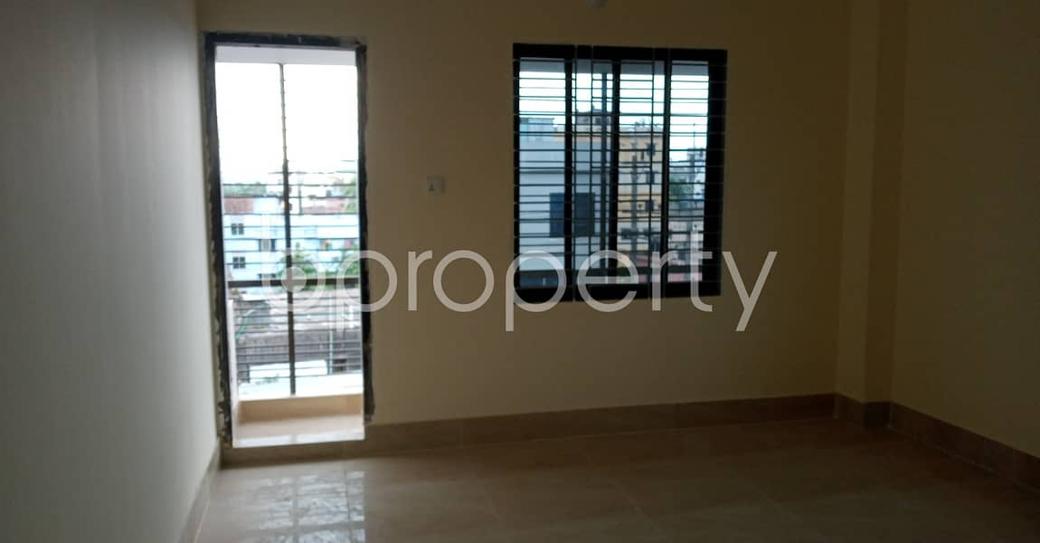 This 1340 Sq Ft Apartment Comes With Peaceful Living In Hamjarbag, For Rent