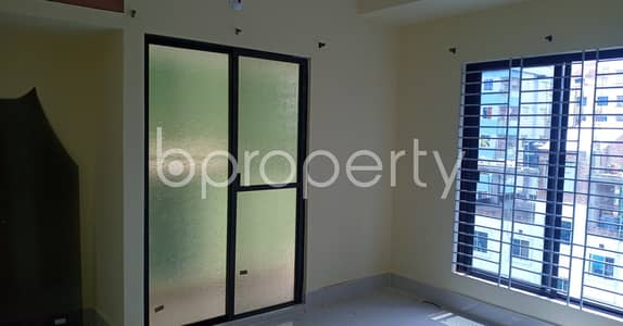 ভাড়ার জন্য BAYUT_ONLYএর ফ্ল্যাট - বাকলিয়া, চিটাগাং - Wonderful Flat Covering An Area Of 950 Sq Ft Is Available For Rent In Kolpolok R/a