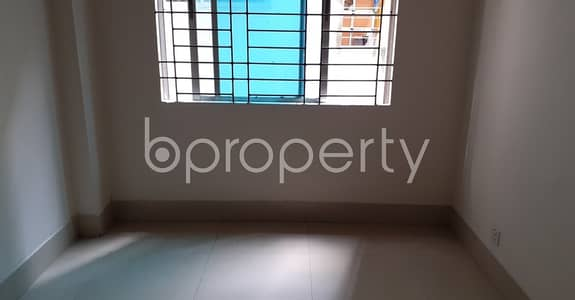 2 Bedroom Flat for Rent in Kathalbagan, Dhaka - 900 Sq Ft Well Defined And Nice Living Space Is Up For Rent In Kathalbagan