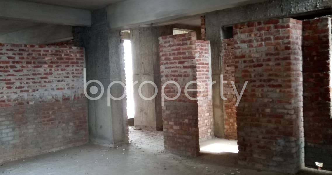 An Affordable 3 Bedroom Apartment Is Up For Rent In 4 No Chandgaon Ward.