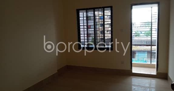 3 Bedroom Flat for Rent in 7 No. West Sholoshohor Ward, Chattogram - A Beautiful 1330 Sq. Ft -3 Bedroom Apartment For Rent Is All Set For You In Hamjarbag .