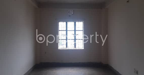 2 Bedroom Flat for Rent in Mirpur, Dhaka - This 1000 Sq. Ft. Flat Is Up For Rent In The Location Of Shah Ali Bag .