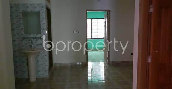 2 Bedroom Flat for Rent in Nikunja, Dhaka - Flat For Rent Covering A Beautiful Area Nearby Khilkhet Nikunja 2 Jame Masjid
