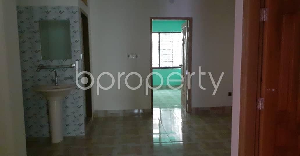 Flat For Rent Covering A Beautiful Area Nearby Khilkhet Nikunja 2 Jame Masjid