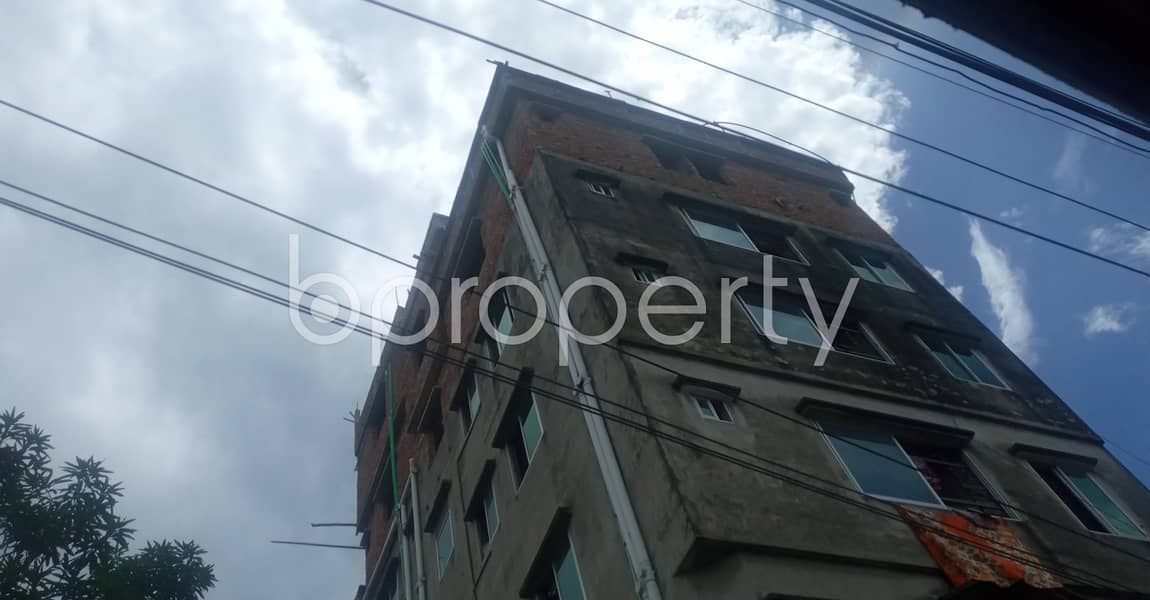 A Reasonable Apartment Of 480 Sq Ft At Bandartila Is Waiting To Be Rented