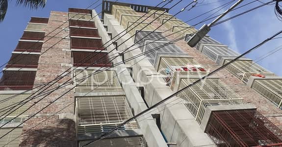 3 Bedroom Apartment for Sale in Mirpur, Dhaka - A Newly Constructed Apartment In South Monipur Is Available For Sale Which Is 1250 Sq Ft