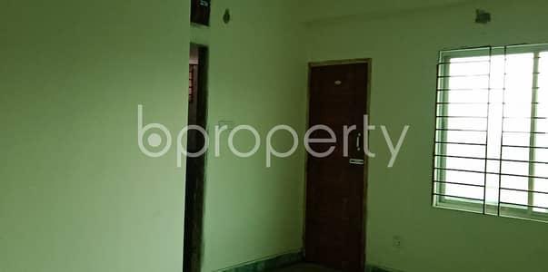 বিক্রয়ের জন্য BAYUT_ONLYএর ফ্ল্যাট - বনশ্রী, ঢাকা - At South Banasree Project, A 850 Sq Ft Well Fitted Residential Property Is On Sale