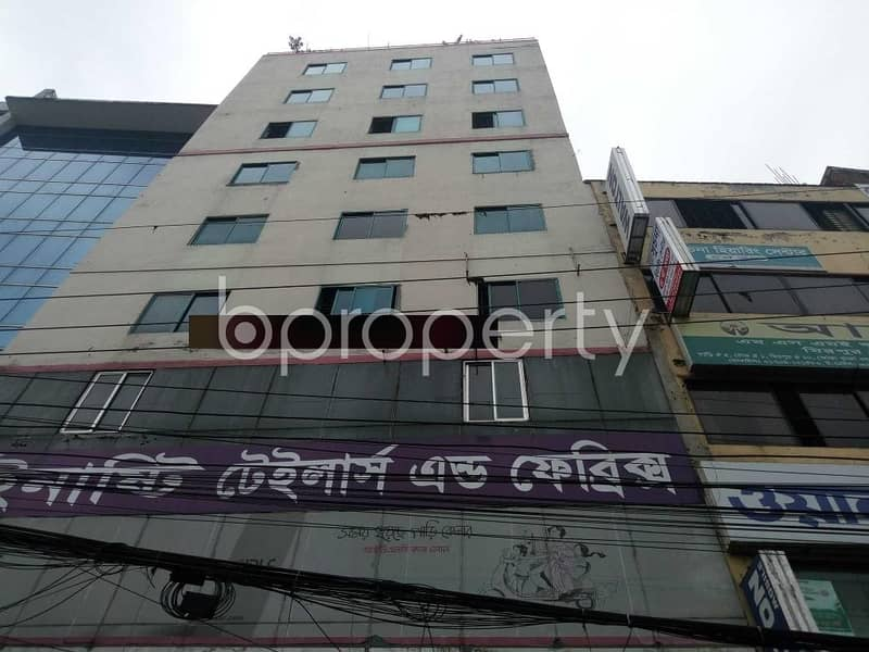 Visit This Commercial Office That Is Ready For Rent Covering An Area of 2,700 Sq. Ft. In Mirpur