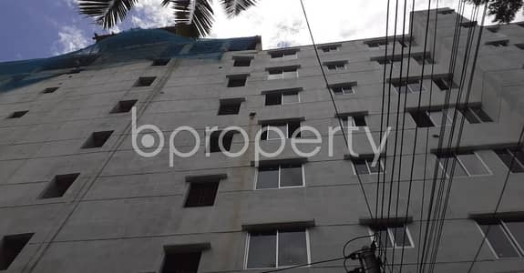 3 Bedroom Apartment for Sale in Bakalia, Chattogram - An Amazing 1302 Sq Ft Apartment Is Up For Sale And All Set For You To Settle In Bakalia, Chattogram