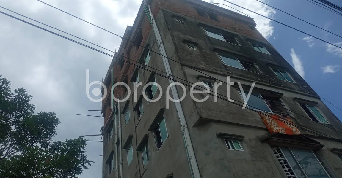This 460 Sq Ft Apartment Is Ready To Rent In Halishahar, Chattogram
