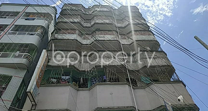 This Exclusive Commercial Building Of 3600 Sq Ft Is Up For Sale In Kamrangirchar, Dhaka