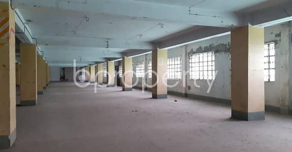 ভাড়ার জন্য এর ফ্লোর - তেজগাঁও, ঢাকা - A Spacious And Well Fitted 10000 Sq Ft Commercial Space Is Up For Rent In Tejgaon Industrial Area