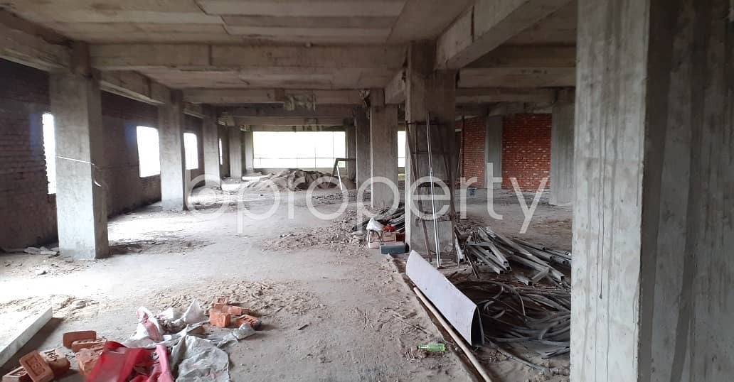 Ample Office Of 7000 Sq Ft Is Waiting For Sale In 9 No. North Pahartali Ward