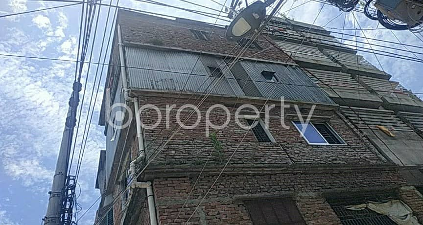 This Residential Building Of 3600 Sq Ft Is Ready For Sale In Kamrangirchar