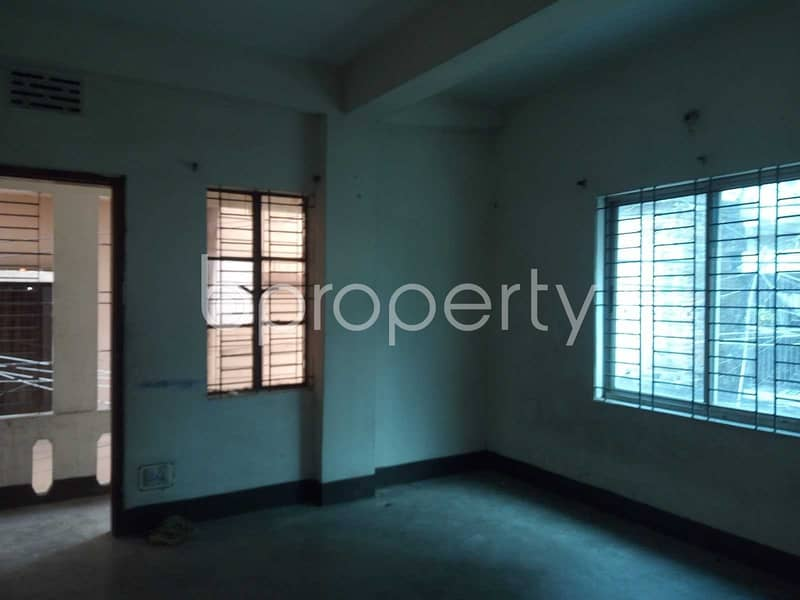 Offering You 700 Sq Ft Nice Apartment For Rent In Section 1, Mirpur