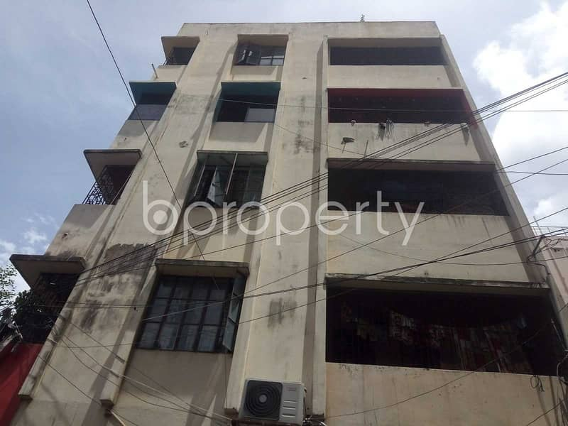 600 Sq Ft Apartment Is Up For Rent At Your Convenient Location Of Mirpur