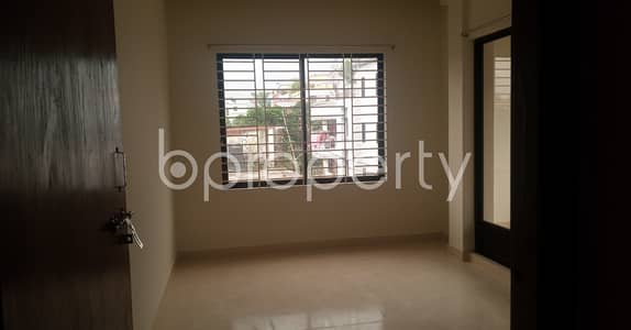2 Bedroom Flat for Rent in 11 No. South Kattali Ward, Chattogram - View This 700 Sq Ft Flat For Rent At Shapla R/a