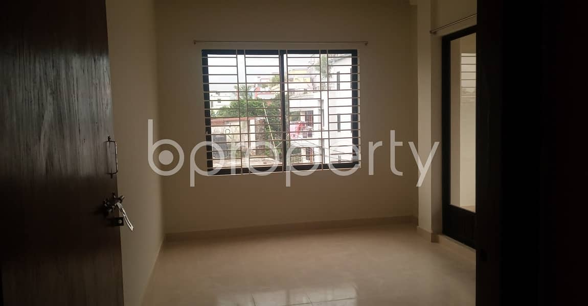 View This 700 Sq Ft Flat For Rent At Shapla R/a