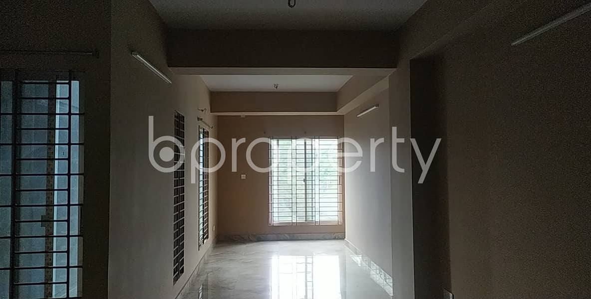 1100 Sq Ft Ready Flat For Rent At Bayazid