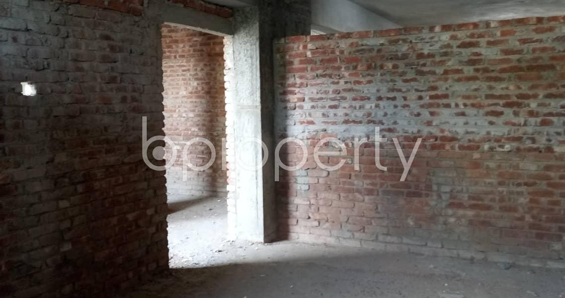 At Khaza Road 1200 Sq Ft Apartment To Rent
