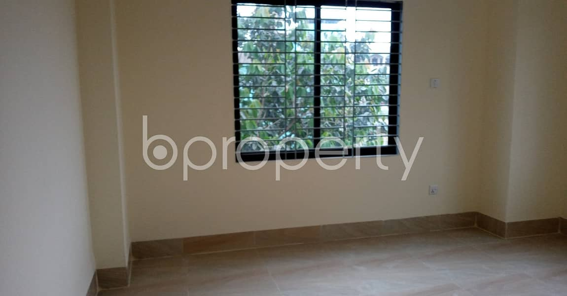 Positioned at 7 No. West Sholoshohor Ward, 1330 SQ FT residential flat is quite accessible for owning