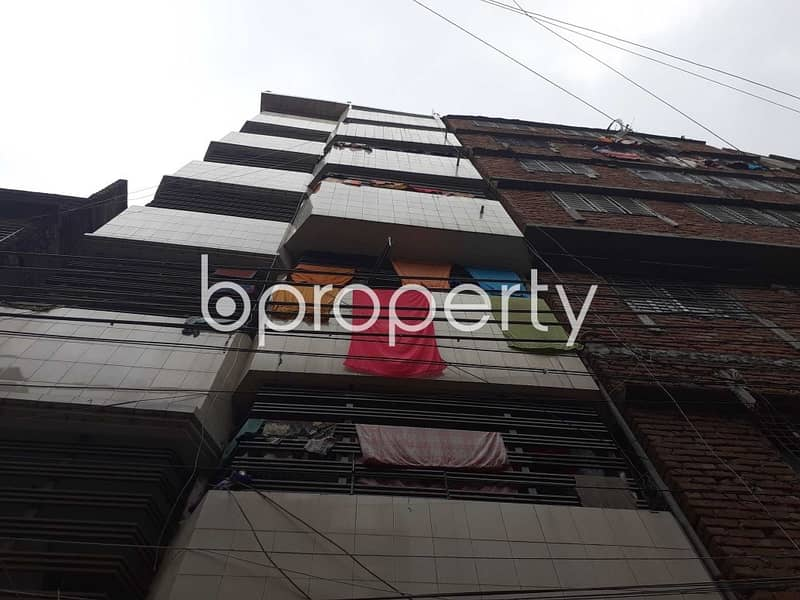 This Vacant Apartment Of 500 Sq Ft Situated In Naya Bazar, Is Up For Rent