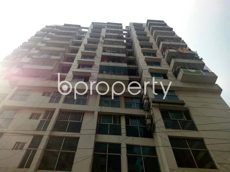 We Bring You A Nice Residence Of 1615 Sq Ft For Sale In Motijheel Extension
