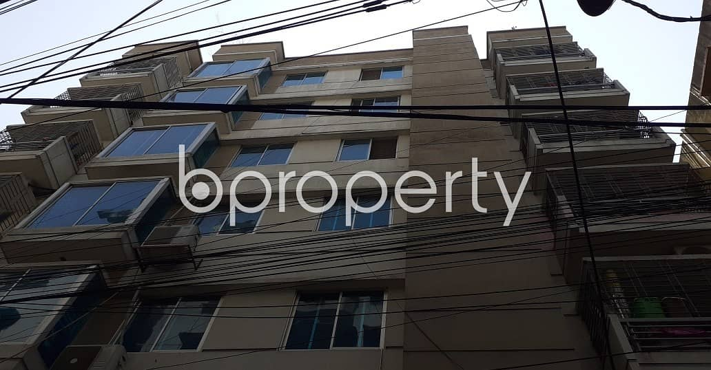 A 900 Sq Ft Flat Is Up For Rent In A Well Secured Location Of Arambagh