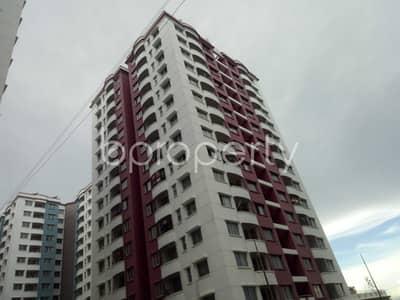 ভাড়ার জন্য BAYUT_ONLYএর ফ্ল্যাট - উত্তরা, ঢাকা - Offering You 1650 Sq Ft Nice And Modern Apartment For Rent In Sector 18, Uttara.